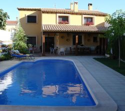 Casa Rural Villa Parchis