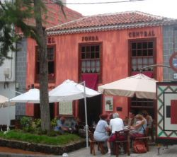 Hotel Rural Fonda Central