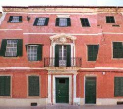 Casa albert hostal rural en mah n menorca baleares - Casa menorca barcelona ...