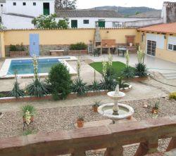 Casa manolin casa rural en brovales badajoz for Casas rurales en badajoz con piscina