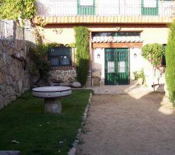 Casa El Balcón Del Corneja