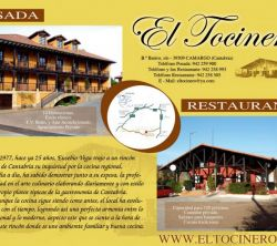 Posada Restaurante El Tocinero
