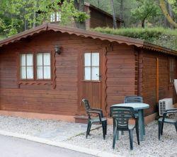 Caba a de madera caba as bungalows en gaibiel castell n - Cabanas de madera en madrid ...