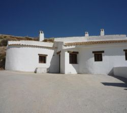 Casa Cueva En Huescar