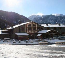 Hotel Restaurant Camp Del Serrat