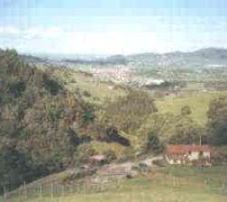 Cabaña Alto de Cayón