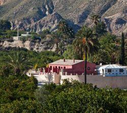 La joya del valle de ricote turismo rural en villanueva del r o segura murcia - Casa rural valle de ricote ...