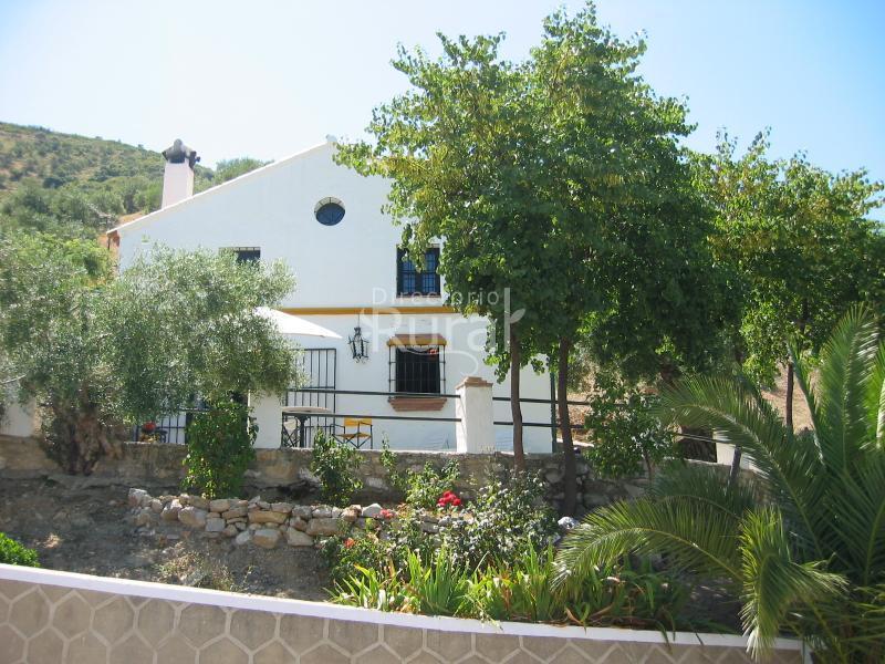 Molino el vinculo casa rural en zahara de la sierra c diz - Casas en zahara de la sierra ...