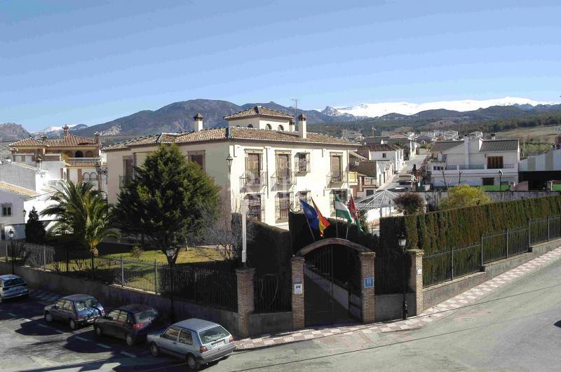 Hotel la zubia hotel rural en la zubia granada - Casa rural la zubia ...