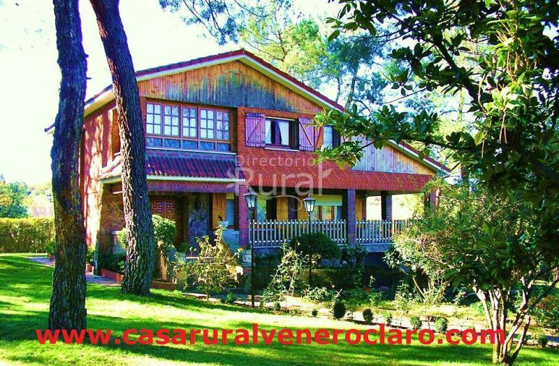 Finca venero claro casa rural en navaluenga vila - Casa rural 30 personas ...