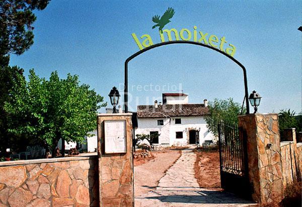 La moixeta alojamientos rurales en el montmell tarragona - Casa rural les orenetes ...
