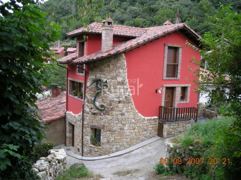 El cuelebre del bau casa de aldea en cabrales asturias - Casa rural cabrales ...