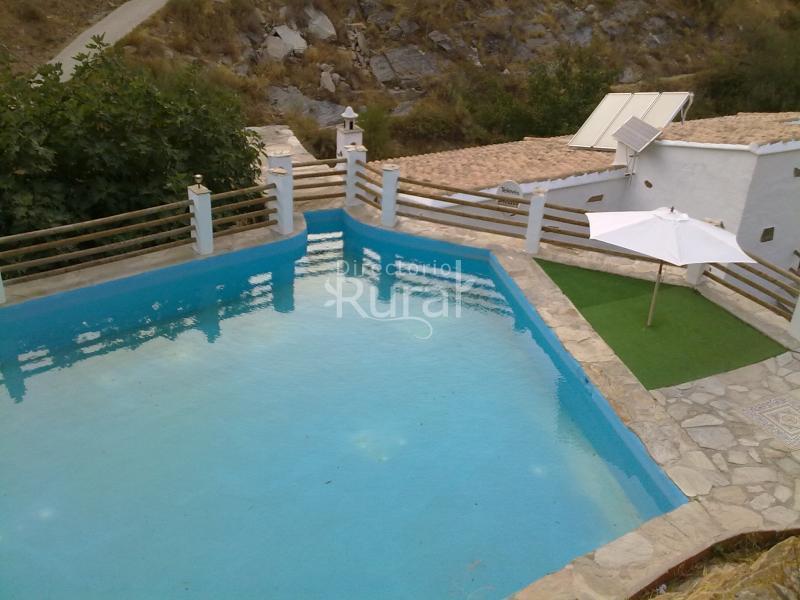 Cortijo rural el molino de laroya turismo rural en laroya almer a - Casa rural tahal ...