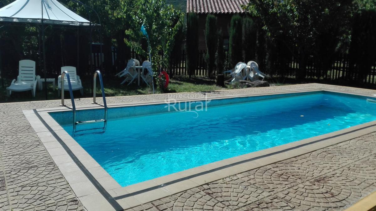 El rincon del jerte apartamentos rurales en rebollar - Casas rurales en el jerte con piscina ...