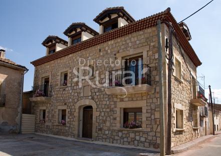 Castillo de diempures casa rural en cantalojas guadalajara - Casa rural el castillo ...