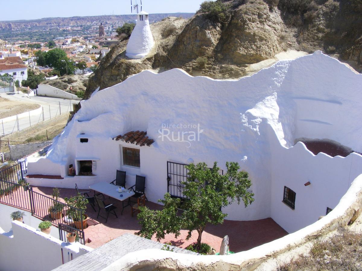 Cueva almendro casa rural en guadix granada - Casas cueva granada jacuzzi ...