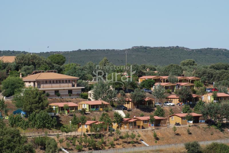 Caba as el mirador de caba eros camping en horcajo de los montes ciudad real - Casa rural horcajo de los montes ...