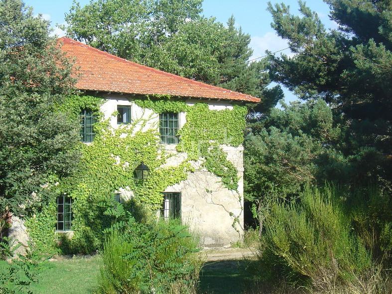 Casa lafora casa rural en cercedilla madrid - Casas en cercedilla ...