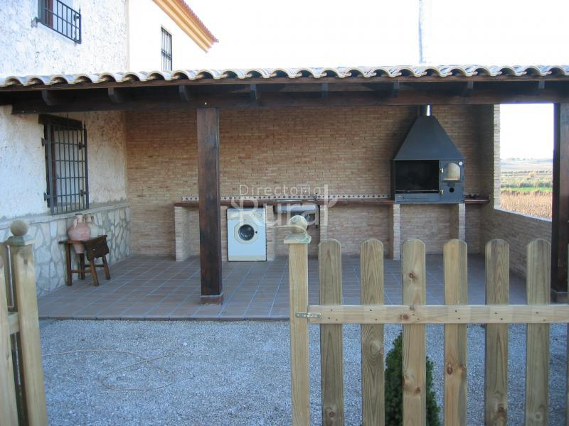 Casa mojete casa rural en hell n albacete - Casas en hellin ...