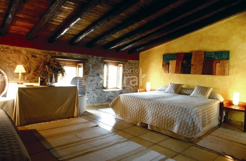 El jard n vertical hotel rural en vilafam s castell n for Jardin vertical castellon