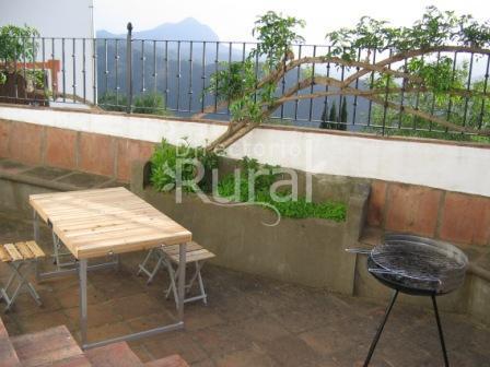 Casas rurales jardines del visir casa rural en for Jardines rurales