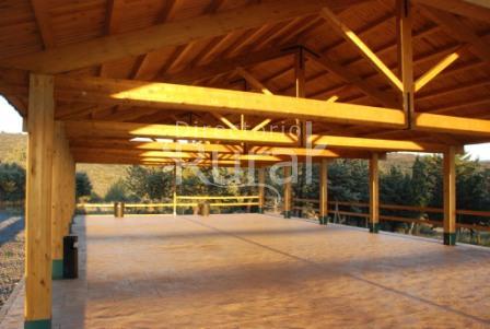 La casa de los forestales alojamientos rurales en urda for Piscina cubierta madridejos