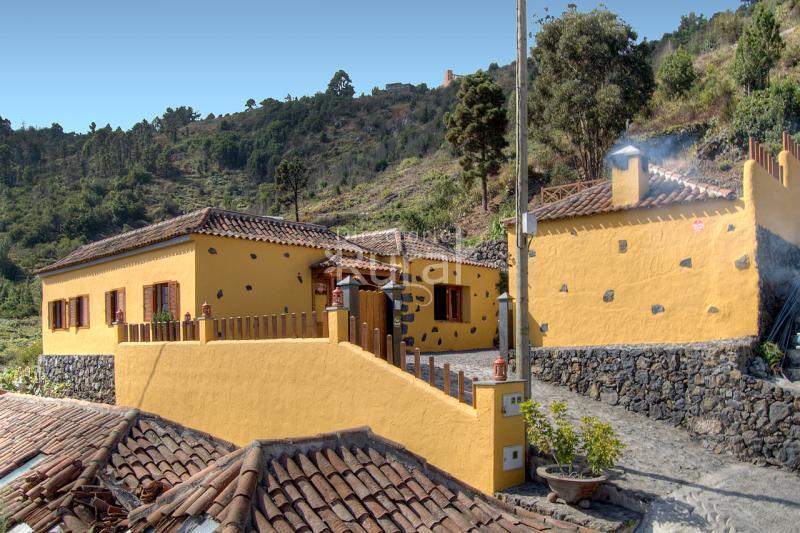 Casa el lance casa rural en icod de los vinos tenerife - Casa rural icod de los vinos ...