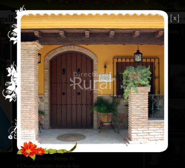 Cortijo la algallumbilla cortijo en carcabuey c rdoba - Casa rural carcabuey ...
