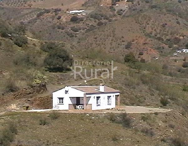 Los barranquillos casa rural en axarquia m laga - Casa rural iznate ...