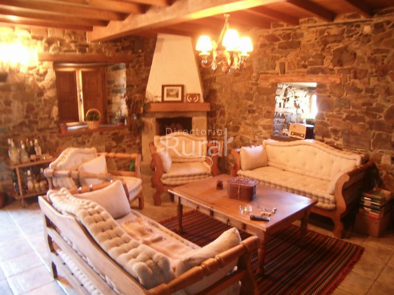 La paredana casa de aldea en luarca vald s asturias - Casa rural luarca ...