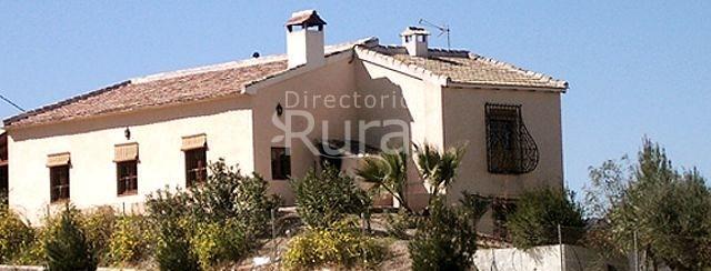 El capricho de cieza viviendas rurales en cieza murcia - Casa rural cieza ...