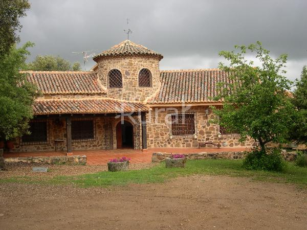 Finca veragua casa rural en retuerta del bullaque ciudad real Casa rural veragua