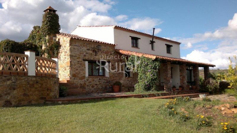 La casa del alto casa rural en san vicente de alc ntara - Casa rural san vicente de alcantara ...