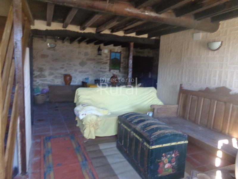 La encina casa rural en mazalinos vila - Casa rural banos de la encina ...