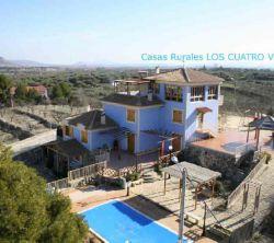 Casas Rurales LOS Cuatro Vientos